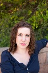 Rebecca Jordan - Author